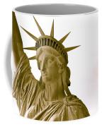 Liberty Up Close Coffee Mug