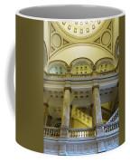 Library 4 Coffee Mug