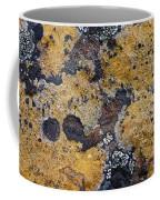 Lichen Pattern Series - 10 Coffee Mug