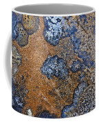 Lichen Pattern Series - 35 Coffee Mug
