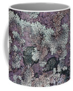 Lichen Pattern Series - 57 Coffee Mug