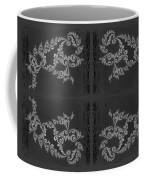 Licorice And Lace Coffee Mug