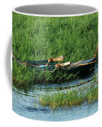 Life Along The Nile Coffee Mug