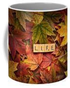 Life-autumn Coffee Mug