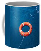 Life Buoy Coffee Mug