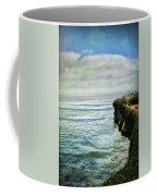 Life Is Bigger Coffee Mug by Laurie Search