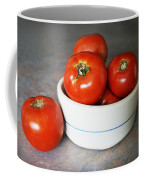 Life Is Not A Bowl Of Cherries - Life Is A Bowl Of Tomatoes Coffee Mug