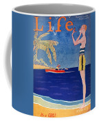 Life: Its A Girl, 1926 Coffee Mug