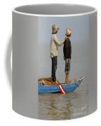 Life On Lake Tonle Sap 4 Coffee Mug