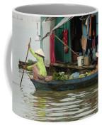 Life On Lake Yonle Sap 9 Coffee Mug