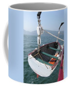 Lifeboat From The Schooner Margaret Todd Coffee Mug