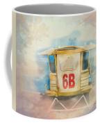 Lifeguard Post No 6b Hookipa State Park Coffee Mug