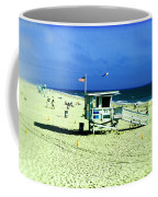 Lifeguard Shack Coffee Mug