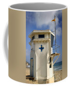 Lifeguard Tower Coffee Mug