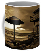 World War II Coastal Watchtower Coffee Mug