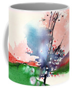 Light 2 Coffee Mug by Anil Nene