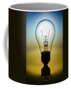 Light Bulb Coffee Mug by Setsiri Silapasuwanchai