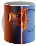 Light Bulb Shot Into Water Coffee Mug