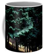Light Forest Coffee Mug