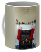 Light Of Christmas Coffee Mug