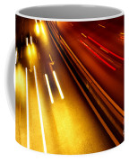 Light Trails Coffee Mug