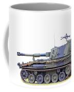 Light Weight Battle Tank Coffee Mug