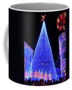 Lighted Xmas Tree Walt Disney World Coffee Mug