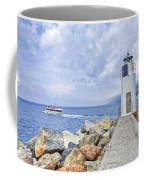 Lighthouse Camogli Coffee Mug
