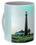 Lighthouse Galveston Coffee Mug