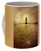 Lighthouse Grunge Coffee Mug