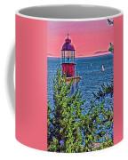 Lighthouse Hdr Coffee Mug