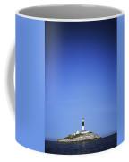 Lighthouse In The Sea, Rockabill Coffee Mug