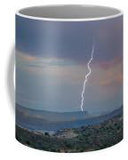 Lighting At The Arches Coffee Mug