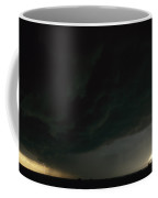 Lightning And Dark Clouds Coffee Mug