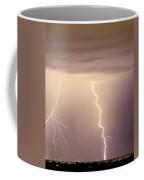 Lightning Bolt With A Fork Coffee Mug