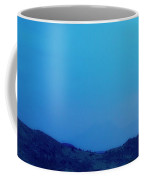 Lightning Bolts Hitting The Rocky Mountains Continental Divide Coffee Mug