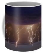Lightning Dance Coffee Mug