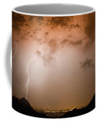 Lightning Dome Coffee Mug