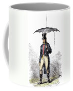 Lightning Rod Umbrella Coffee Mug