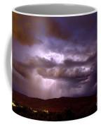 Lightning Strikes During A Thunderstorm Coffee Mug