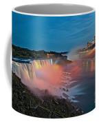 Lights On Niagara Coffee Mug