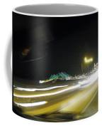 Lightwriting Tappan Zee Bridge Coffee Mug