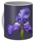 Lilac Iris Coffee Mug