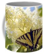 Swallowtail Lilac Spring Photo Coffee Mug