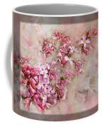 Lilacs And Wegia Coffee Mug
