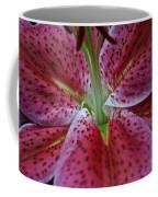 Lilly Heart Coffee Mug
