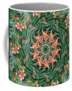 Lilly In Abstract Coffee Mug
