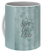 Lily Of The Valley Save The Date Greeting Card Coffee Mug