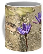 Lily Twins Coffee Mug