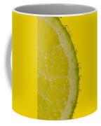 Lime Slice Soda 2 Coffee Mug